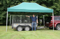 3mx4.5m Gazebo | Instant Shelters | Pop Up Tents | OMeara Camping